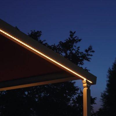 Integrierte Beleuchtung